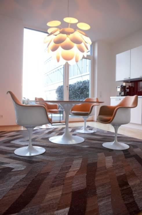 Maisonette Wohnung / Dining : moderne Esszimmer von Conni Kotte Interior