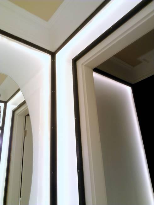 b roetage in berlin charlottenburg teek che und g ste wc von beate hoos interior design homify. Black Bedroom Furniture Sets. Home Design Ideas
