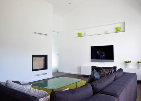 neugestaltung küche, wohn- und esszimmer by christ & holtmann | homify, Hause ideen