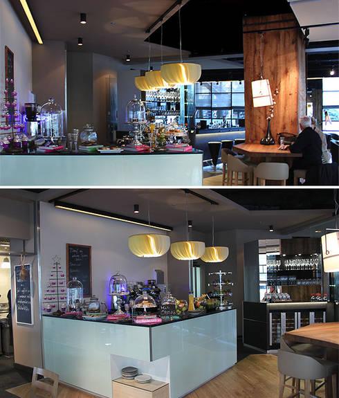 Moonjelly Kundenfotos:  Geschäftsräume & Stores von limpalux