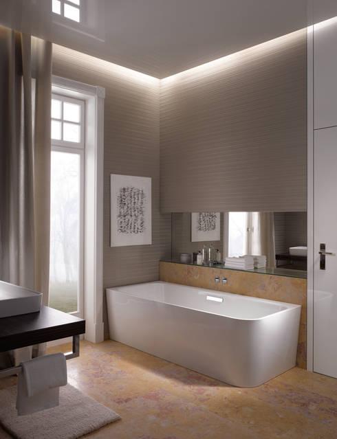 BetteArt - jetzt auch als Wand- und Eckversion :  Badezimmer von BETTE GmbH & Co. KG