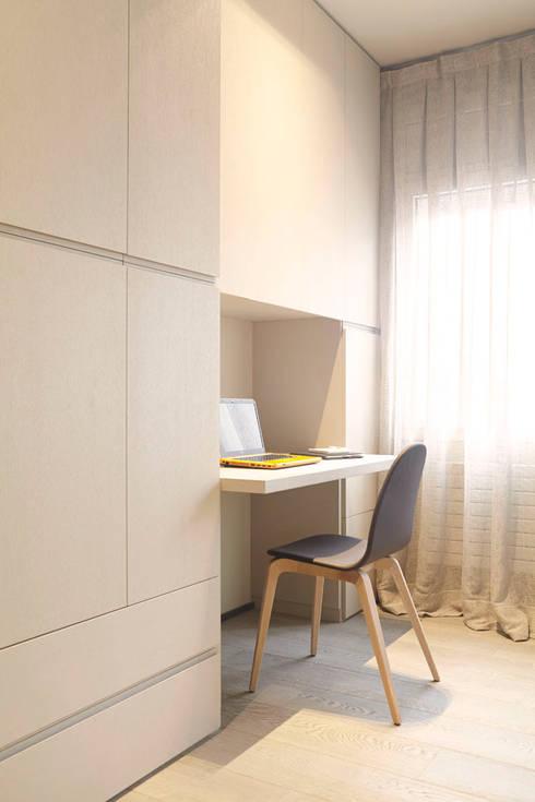 Sencillez visual de alta complejidad: Estudios y despachos de estilo  de Coblonal Arquitectura