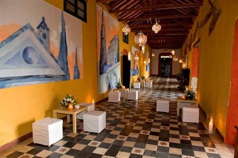 DECORACION CHILL OUT en la Costa del Sol. SPAIN von alfombra roja ...