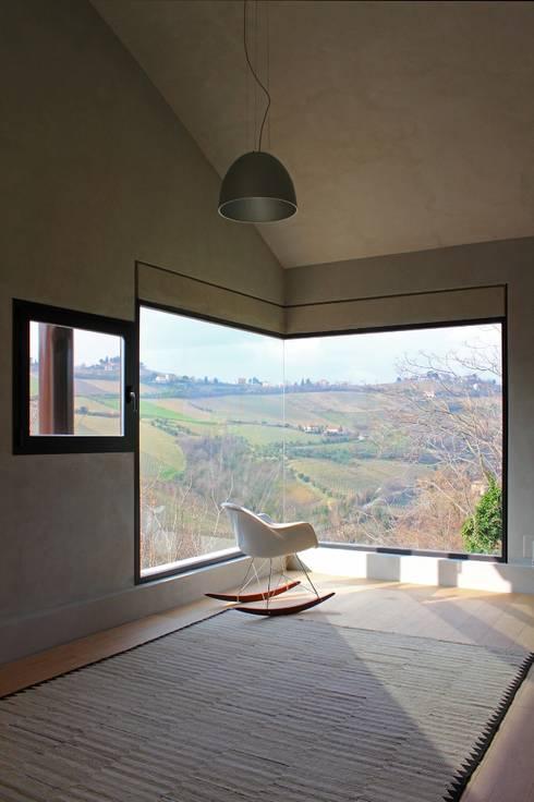 industrial Conservatory by Fabio Barilari Architetti