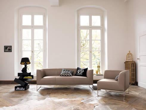 Cor Sitzmöbel: moderne Wohnzimmer von COR Sitzmöbel Helmut Lübke GmbH & Co. KG