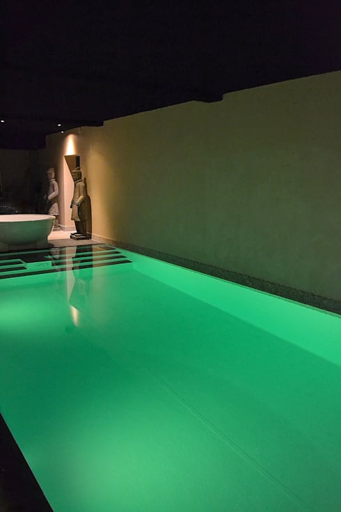 Pool by RON Stappenbelt, Interiordesign