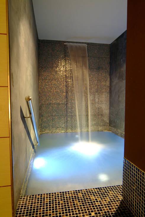 Spa en Hotel Imperial Park: Spa de estilo  de Gunitec Concept Pools
