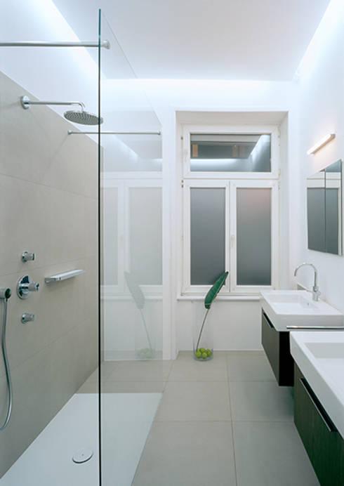 Salle de bains de style  par Architektur Sommerkamp