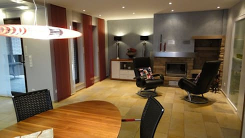 perfekte harmonie in farben und dekoration von menke leseberg homify. Black Bedroom Furniture Sets. Home Design Ideas