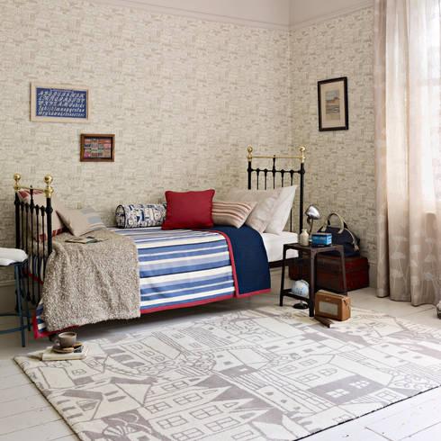 Walls & flooring by DESDEDIEGO DECORACIÓN