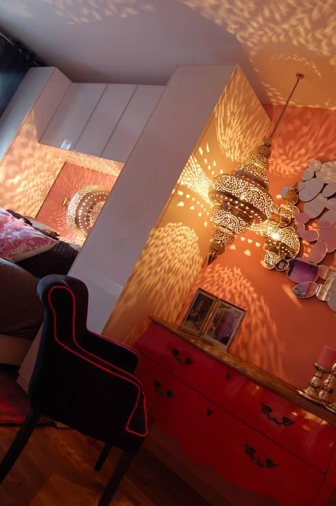 eclectische Kleedkamer door Arquitectura de Interior