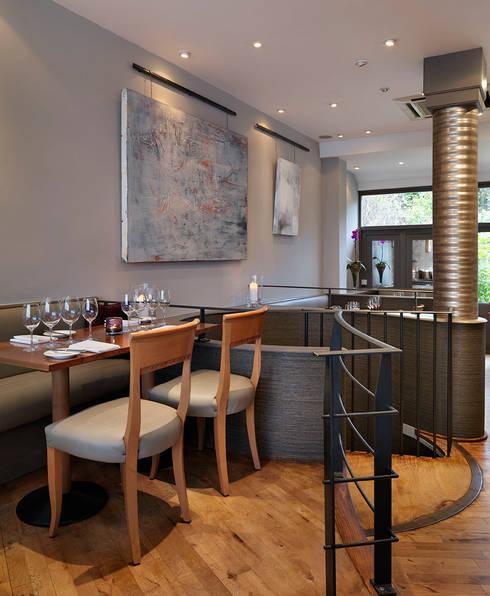 Bradley's Restaurant:  Gastronomy by Living in Space