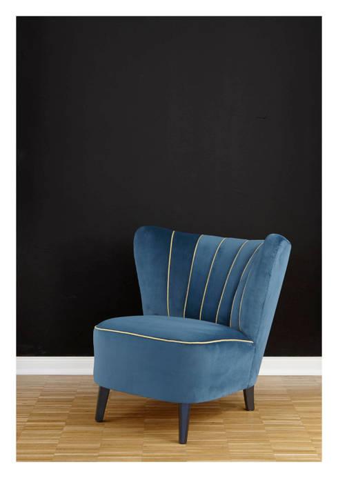 better.seating: ausgefallene Wohnzimmer von better.interiors