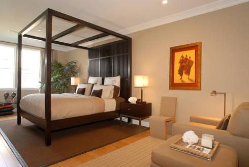 Palma de Malljorca (Home): modern Bedroom by Lewis & Co