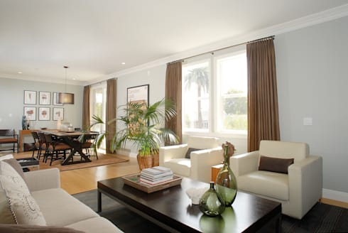 Palma de Malljorca (Home): modern Living room by Lewis & Co