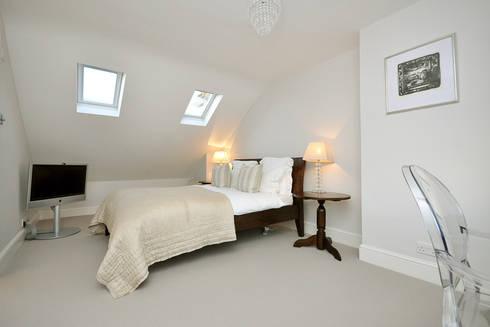 Fulham 1: modern Bedroom by MDSX Contractors Ltd
