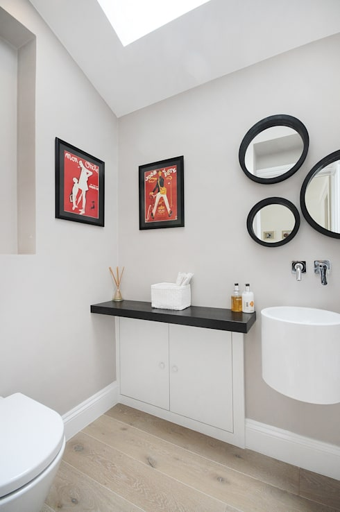 Fulham 2:  Bathroom by MDSX Contractors Ltd