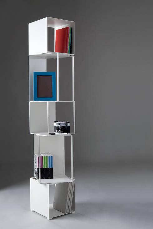 Wohnzimmer von Officina Art&Craft