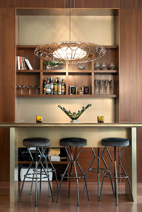 Dining room by Cota Cero Interiorismo