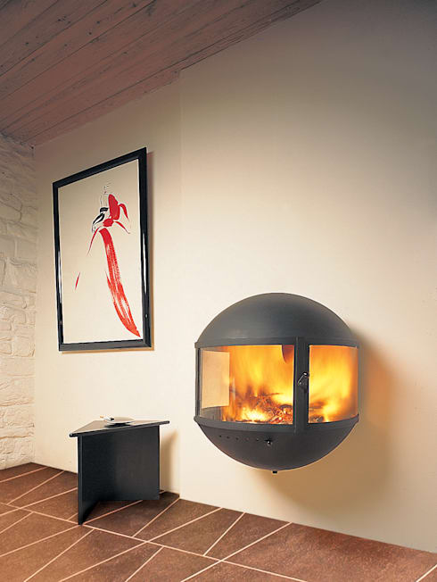 Edofocus DA: modern Living room by Diligence International Ltd
