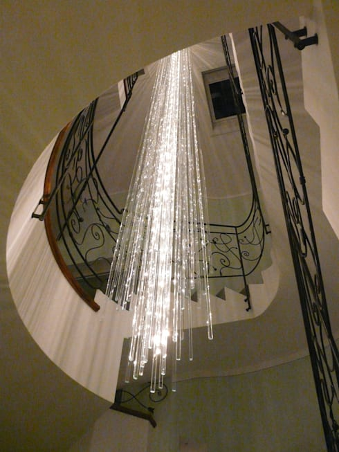 Flur, Diele & Treppenhaus von Le Meduse s.a.s.