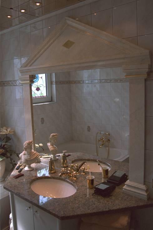 Illusionen mit Farbe 의  욕실