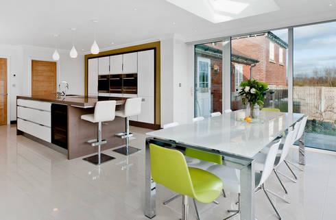Portfolio: minimalistic Kitchen by Pete Helme Photography