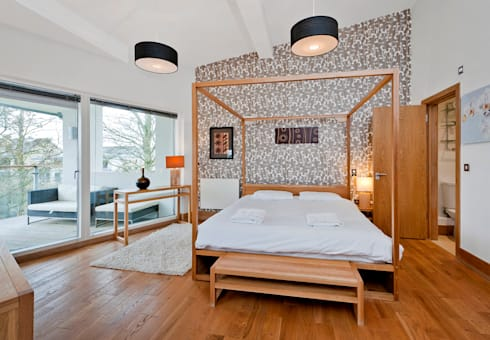 Portfolio: modern Bedroom by Pete Helme Photography