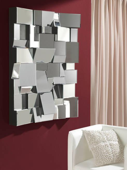 moderner Flur, Diele & Treppenhaus von Muebles Flores Torreblanca