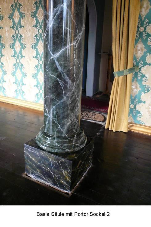 Illusionen mit Farbe 의  복도, 현관 & 계단