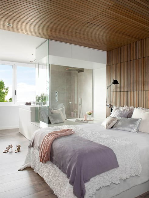 modern Bedroom by Susanna Cots Interior Design