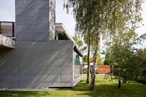 Casa DD: Case in stile  di C&P Architetti - Luca Cuzzolin + Elena Pedrina