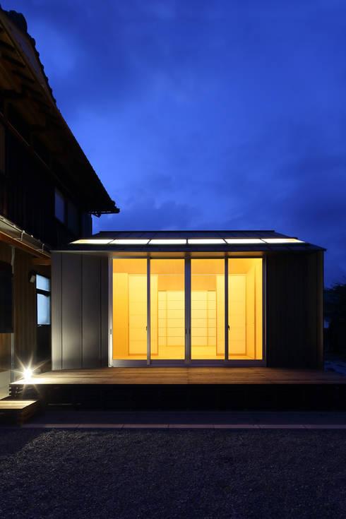 三田の農家-ANNEX/GAZEBO: eu建築設計が手掛けた家です。