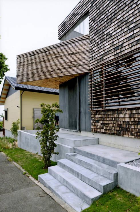 ROOF/M: eu建築設計が手掛けた家です。