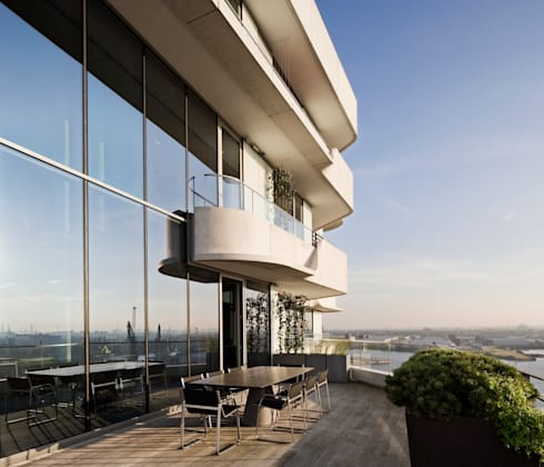 Marco Polo Tower by Davide Rizzo | homify