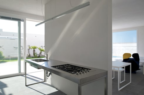 Casa ASM: Cucina in stile  di Arch. Nunzio Gabriele Sciveres