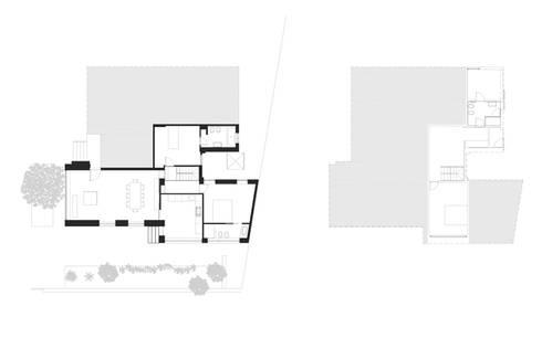 Casa RLM: Case in stile  di Arch. Nunzio Gabriele Sciveres