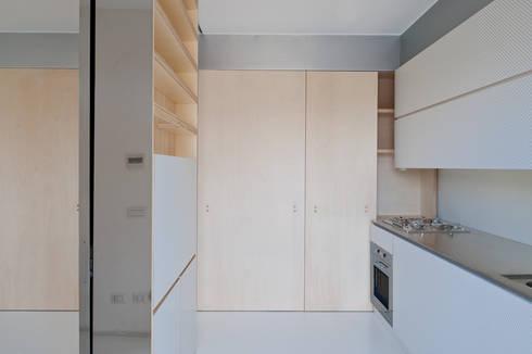 Casa SZP: Cucina in stile  di Arch. Nunzio Gabriele Sciveres