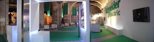 Foto come progetto: Allestimenti fieristici in stile  di Studio Arch. Matteo Calvi