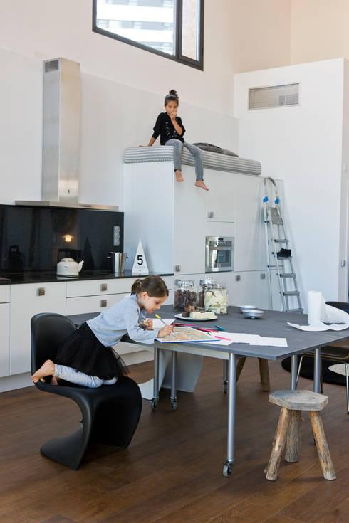 Рабочие кабинеты в . Автор – BARASONA Diseño y Comunicacion