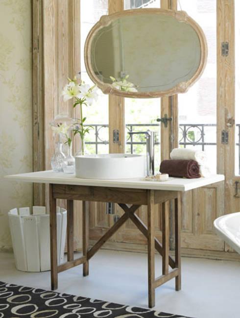 Sweet Sensations Spa: Baños de estilo colonial de BARASONA Diseño y Comunicacion