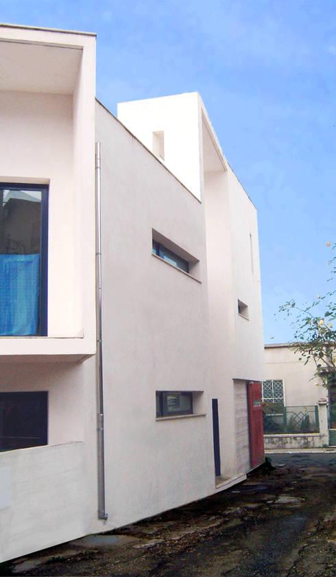 Casa bambace di studio cogliandro genovese homify for Piani di casa in stile west indian