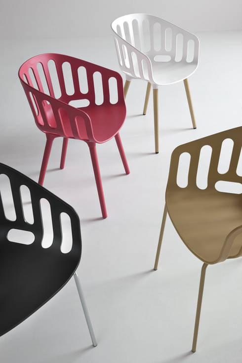 Esszimmer von Alessandro Busana Designstudio