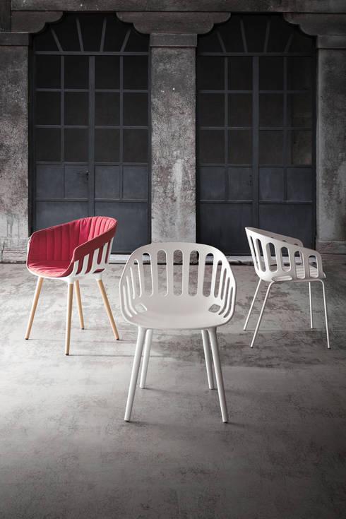 Dining room by Alessandro Busana Designstudio