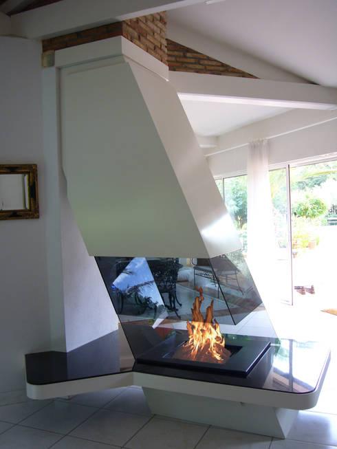 moderne Wohnzimmer von Bloch Design
