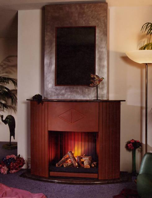 cheminée art deco by Bloch Design | homify