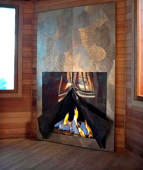 Living room by Bloch Design