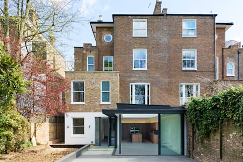 Carlton Hill, London : colonial Houses by Gregory Phillips Architects
