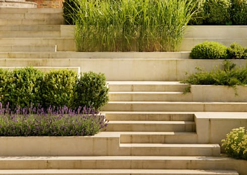 Guildford: modern Garden by Gregory Phillips Architects