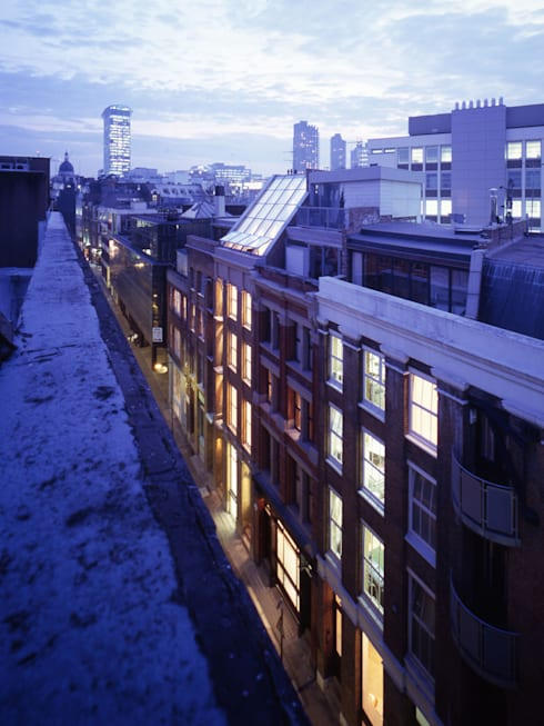 Shoreditch: modern Houses by Gregory Phillips Architects